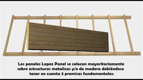 Panel Sandwich instalaci 243 n panel sandwich panel lopezpanel
