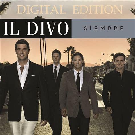 il divo mp3 siempre il divo muzyka mp3 sklep empik