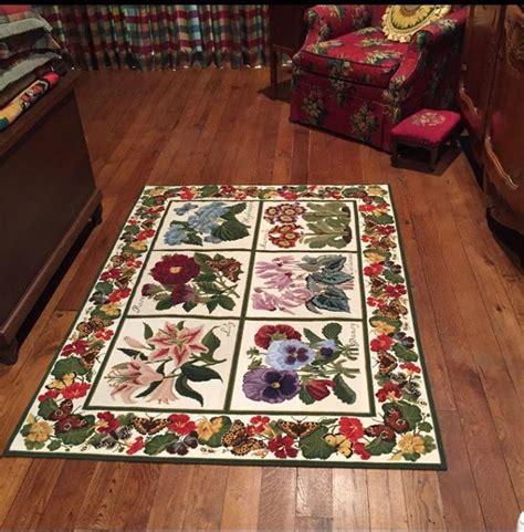 needlepoint rug kits 1000 images about elizabeth bradley needlepoint kits on the shade the botanical