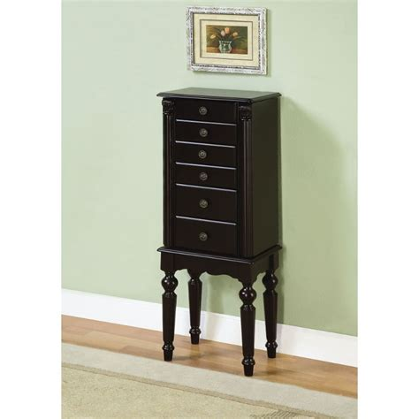 L Armoire by L Powell Jewelry Armoire