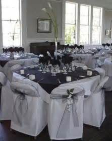 and black decorations tbdress black and white wedding themes and