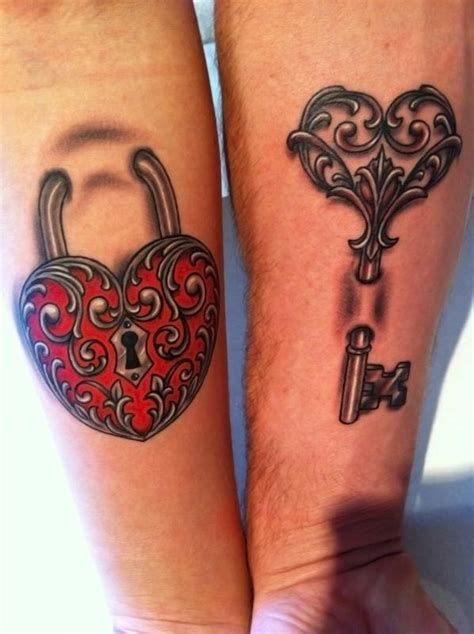 perfect couple tattoos for a couples s