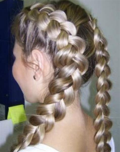 hairstyles for long hair plaits weaving of plaits hairstyles for long hair style fashion
