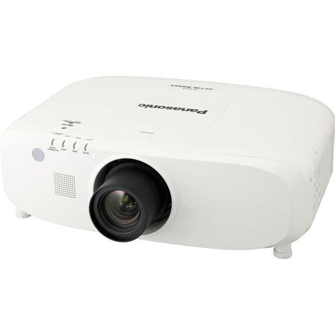 Proyektor Wuxga Panasonic Pt Ez770zu Wuxga Lcd Projector Pt Ez770zu B H Photo