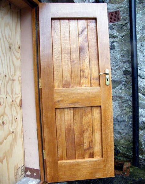 Bespoke Oak Wooden Doors And Gates Handmade In The Uk Front Door Opening Outwards