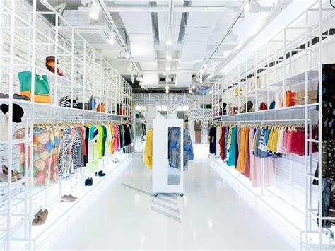 Los Angeles Home Decor Stores by Sumit Shop By M4 Design Seoul 187 Retail Design Blog