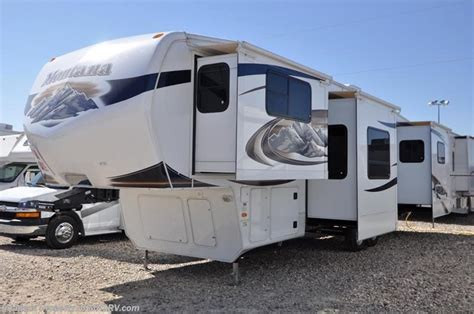 2010 Keystone RV Montana W/5 Slides (3750) Used 5th Wheel RV For Sale for Sale in Alvarado, TX