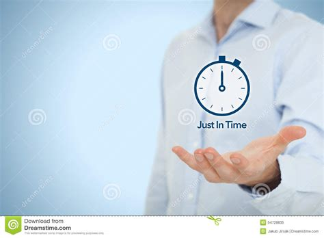 just in just in time jit stock photo image 54728835