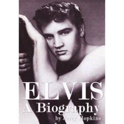 Elvis The Biography elvis a biography uk book 401361 isbn0859653919