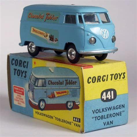 Matchbox Vw Safari corgi toys 441 vw toblerone matchbox etc