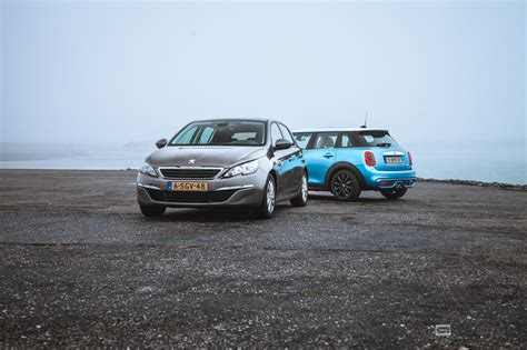 peugeot mini autoblog video mini vijfdeurs vs peugeot 308 autoblog nl