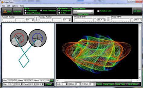spirograph pattern generator super spiro complex spirograph pattern generator