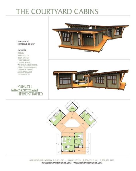 1000 Images About Funky Homes Mostly Tiny Homes On Courtyard House Plans Shipping Container Home