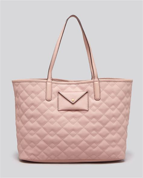 marc by marc tote quilted metropolitote 48 in