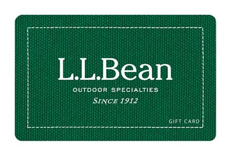 l l bean 100 gift card rewards store swagbucks - Llbean Gift Cards