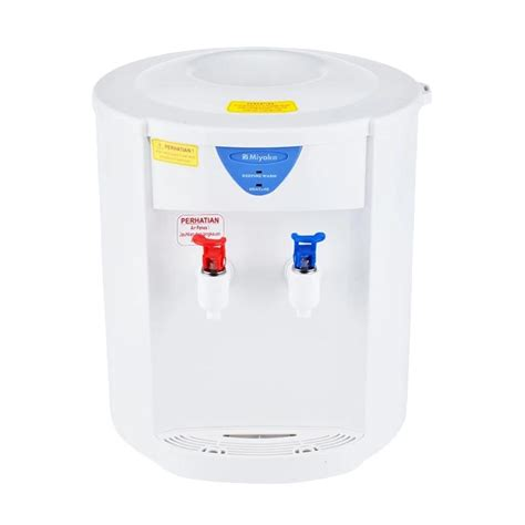 Dispenser Miyako Panas Normal harga miyako water dispenser wd 186h pricenia