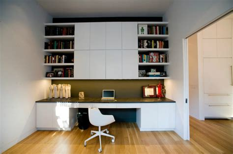 built in home office designs modern built ins for every room and purpose