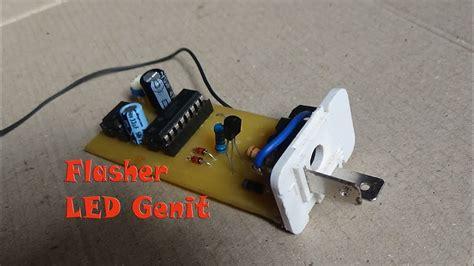 membuat flasher lu led membuat flasher led motor impremedia net