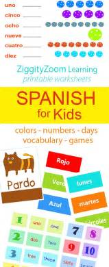 learn spanish ii 1505943272 25 best ideas about spanish worksheets family on