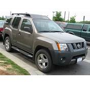 2nd Nissan Xterra 1jpg  Wikimedia Commons