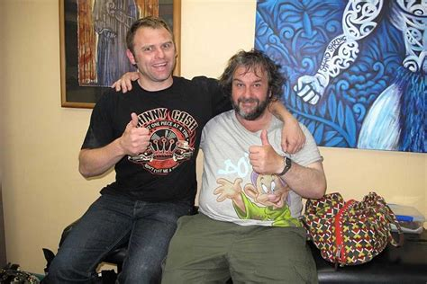 white tiger tattoo queenstown new zealand sir peter jackson gets special tattoo stuff co nz