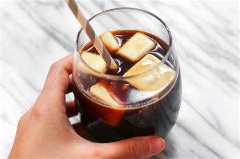 resep kopi soya iced coffee cubes majalah otten coffee