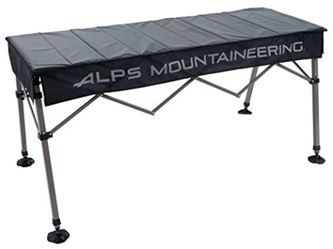 alps mountaineering dining table alps mountaineering leisure chair rust sales up