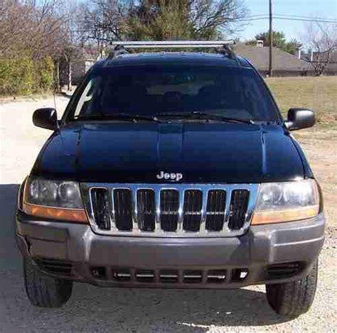 jeep laredo blacked out sell used 2002 jeep grand cherokee laredo v 8 black on