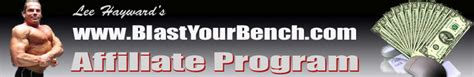 blast your bench pdf blast your bench affiliate page