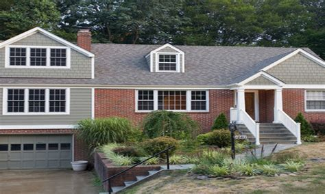 siding colors for red brick houses brick siding ideas red brick with siding colors red brick 1000 images about exterior