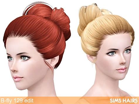 sims 3 hairstyle cheats 1000 images about sims 3 custom a content hair on