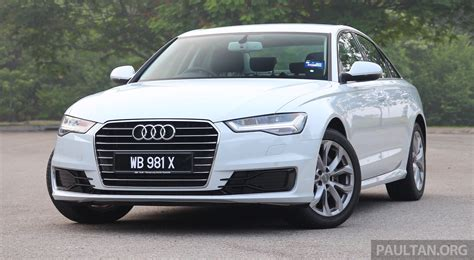 Audi A6 1 8 by Audi A6 1 8 Tfsi Now Priced From Rm288 900 Otr