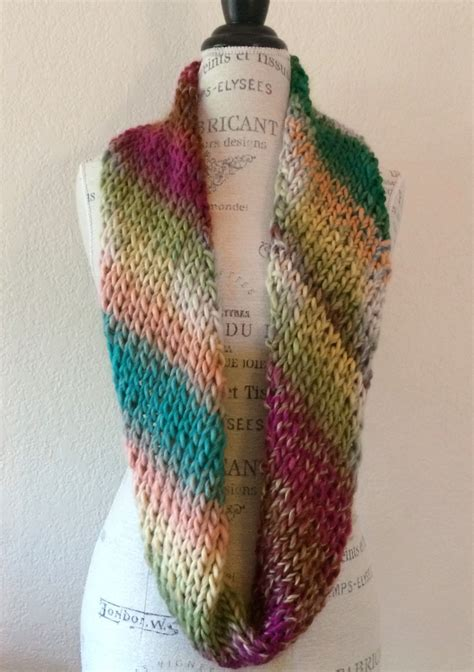 free cowl knitting patterns with bulky yarn big time cowl free knitting pattern nobleknits