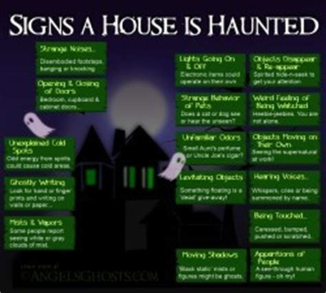 How To Tell If Your House Is Haunted by How To Tell If You A Ghost Do I A Ghost