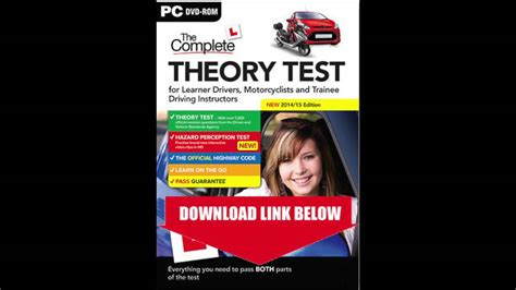 theory test layout 2014 the complete theory test 2014 15 edition free download