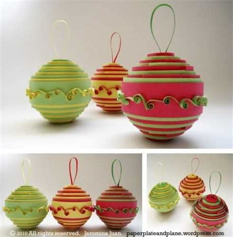 Handmade Craft - 18 creative craft ideas handmade balls for