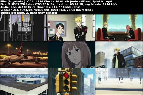 L Animeyt by Acca 13 Ku Kansatsu Ka 12 12 Ligero Hd Sub Espa 241 Ol