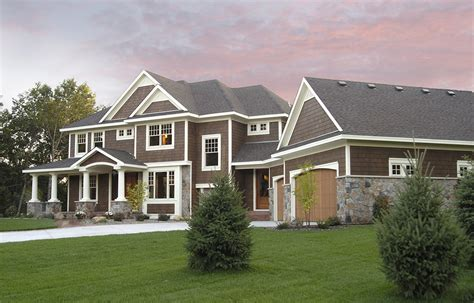 Modern Colonial House Plans by Exclusive 4 Bedroom Luxury Home Plan 14462rk