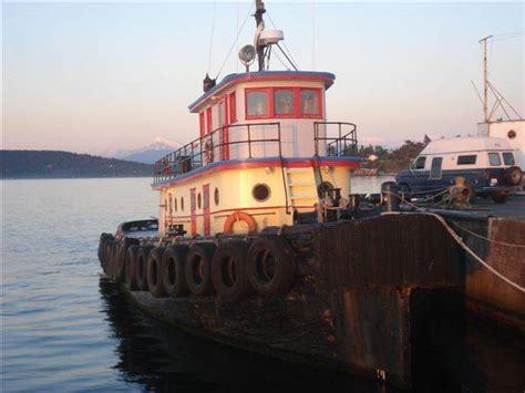 liveaboard boats for sale washington state live aboard tug