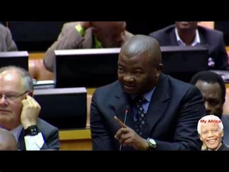 bantu holomisa takes on zuma must president zuma jokes about nkandla in