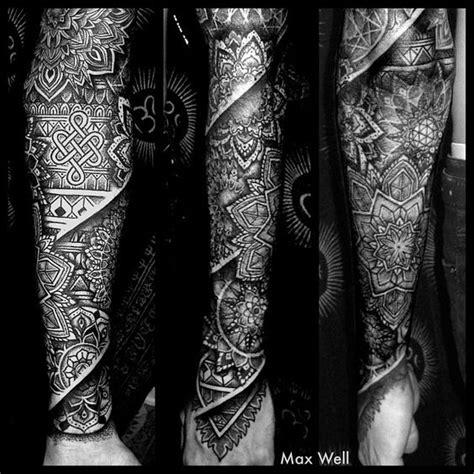 tattoo mandala oriental oriental hindi sleeve tattoo pinterest sleeve