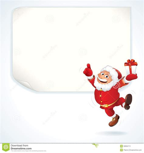 santa sale sign stock image image 32604711