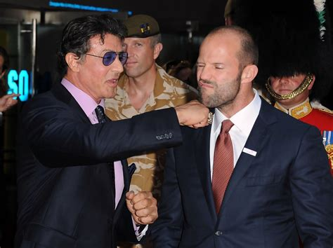 film with jason statham and sylvester stallone sylvester stallone and jason statham photos photos the