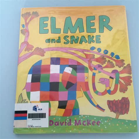 elmer and snake friday flips 37 elmer books part 1