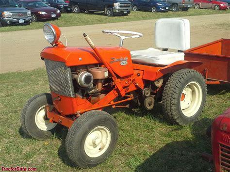 Simplicity Garden Tractors by Tractordata Simplicity 725 Tractor Photos Information