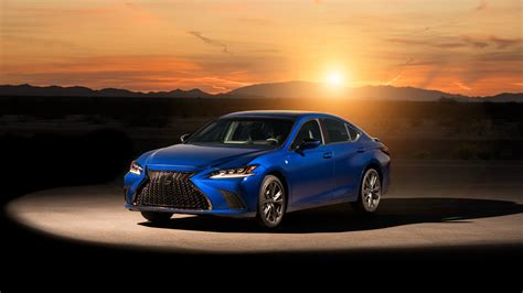 2019 Lexus Es 350 F Sport by 2019 Lexus Es 350 F Sport 4k Wallpaper Hd Car Wallpapers