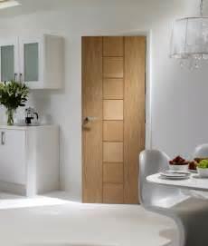 oak room: modern oak panel door messina unfinished kens yard
