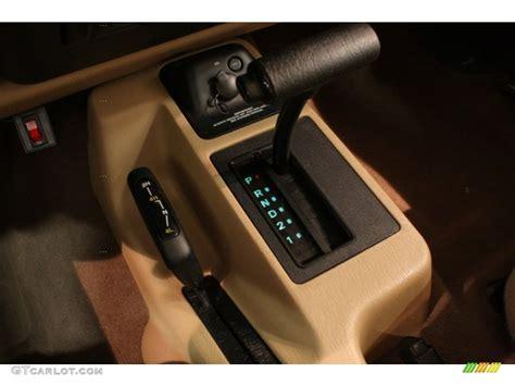 Jeep Wrangler 3 Speed Automatic Transmission 2000 Jeep Wrangler Sport 4x4 3 Speed Automatic
