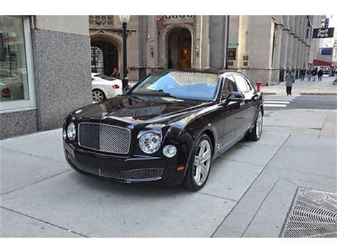 bentley velvet sell used 2011 black bentley mulsanne 2850 miles black