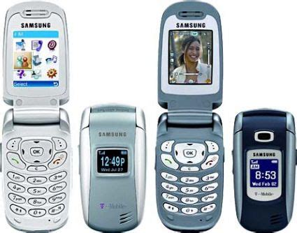 samsung sgh t319 t mobile color gsm flip phone fair condition used cell phones cheap